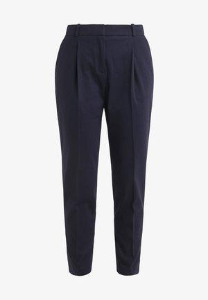 HARITA - Spodnie materiałowe - navy