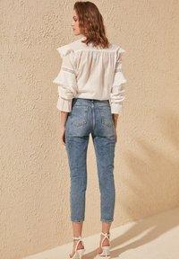 Trendyol - Slim fit jeans - blue - 2