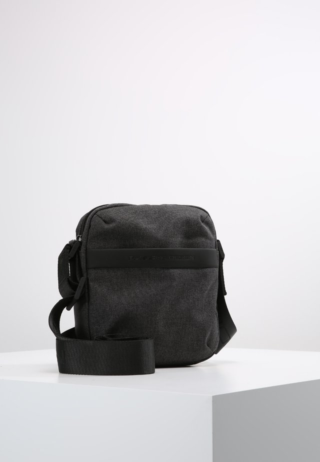 CARGON SHOULDERBAG - Bandolera - darkgrey