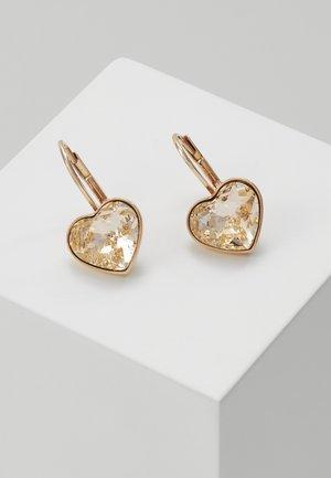 BELLA HEART - Earrings - silk