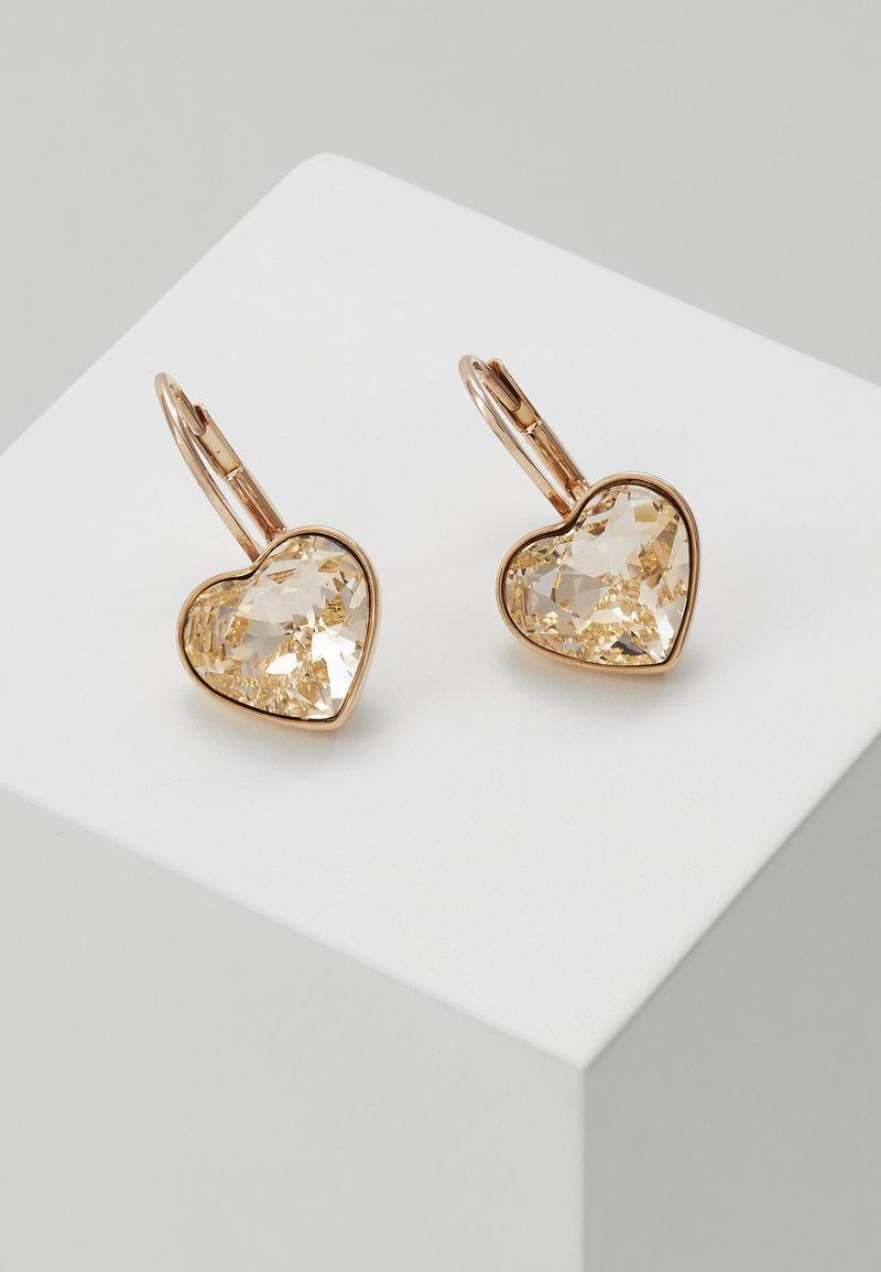 Swarovski - BELLA HEART - Earrings - silk