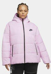 Nike Sportswear - Winter jacket - beyond pink/white/black - 0
