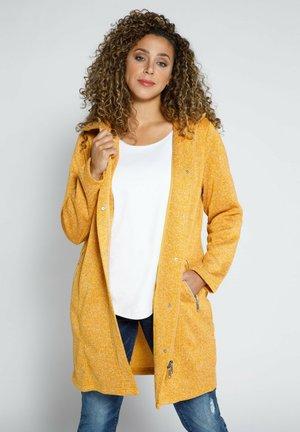 Short coat - heller honig