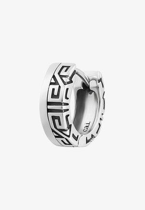 CAÏ MEN - Earrings - silver-coloured