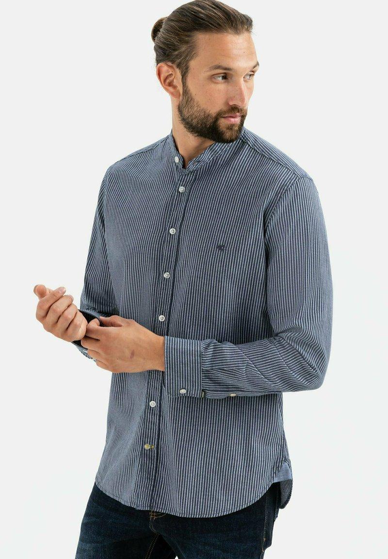 camel active - Shirt - night blue