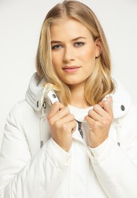 usha - Winter jacket - wollweiss - 3