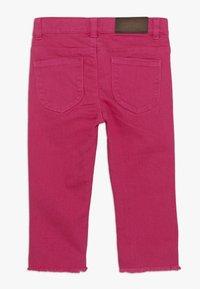 Esprit - DIVERS - Džíny Straight Fit - tropical pink - 1