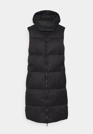 FERA - Waistcoat - black