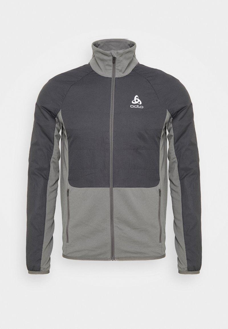 ODLO - JACKET MILLENNIUM THERMIC ELEMENT - Outdoor jacket - odlo graphite grey/odlo steel grey