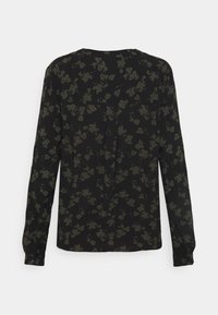 b.young - BYJOSA V NECK - Long sleeved top - deep depths - 6