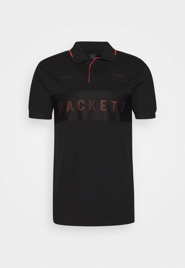 CHEST PANEL - Poloshirts - black