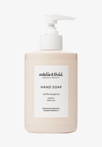 VANILLA TANGERINE HAND SOAP - Liquid soap - -