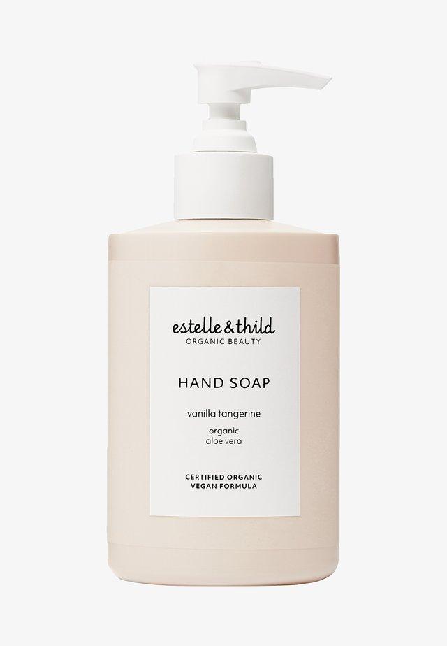 VANILLA TANGERINE HAND SOAP - Flydende sæbe - -