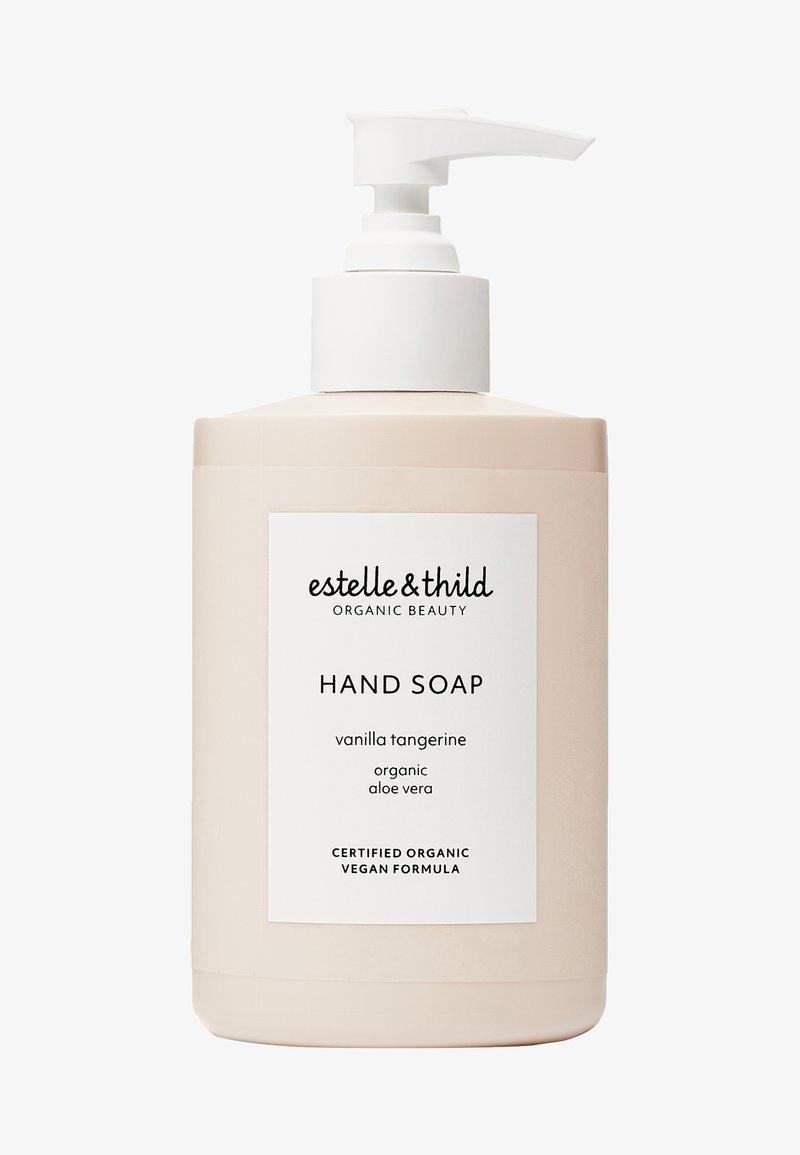 Estelle & Thild - VANILLA TANGERINE HAND SOAP - Liquid soap - -