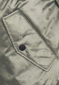 Tommy Hilfiger - JACQUARD JACKET - Bomber Jacket - dark shale - 7