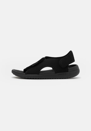 SUNRAY ADJUST 5 UNISEX - Walking sandals - black/white