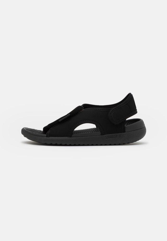 SUNRAY ADJUST BGP UNISEX - Chodecké sandály - black/white