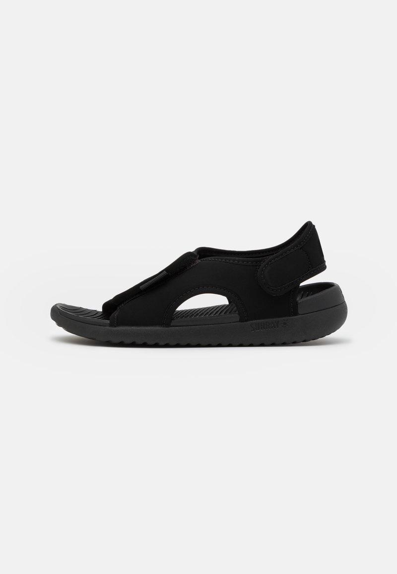 Nike Performance - SUNRAY ADJUST 5 UNISEX - Sandali da trekking - black/white