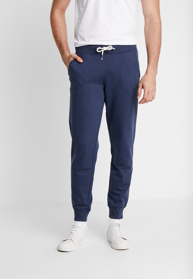 Trainingsbroek - mottled dark blue