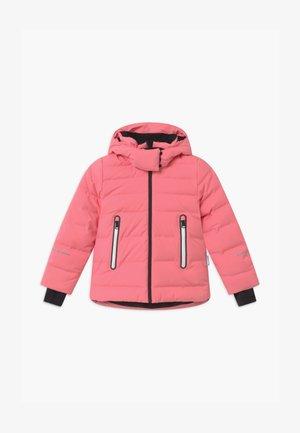 WAKEN UNISEX - Snowboardová bunda - bubblegum pink