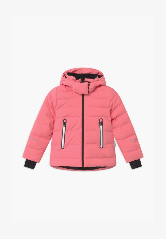 WAKEN UNISEX - Laskettelutakki - bubblegum pink