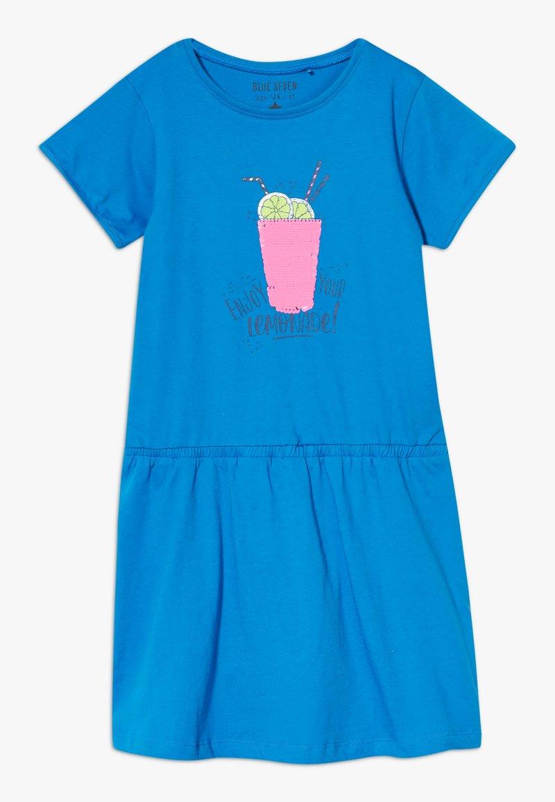 Blue Seven - Vestido ligero - ocean orig