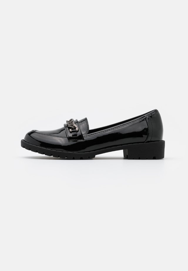 BROOKE - Slippers - black