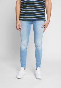 Jack & Jones - JJILIAM JJORIGINAL - Jeans Skinny Fit - blue denim - 0
