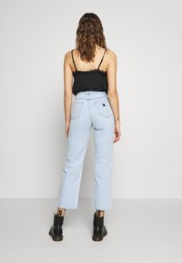 Abrand Jeans - A VENICE STRAIGHT - Straight leg jeans - bleached stone - 2