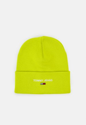 SPORT BEANIE UNISEX - Pipo - neo lime