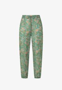 OYSHO - Pyjama bottoms - green - 4