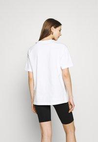Nike Sportswear - TEE BOY LOVE - Print T-shirt - white - 2