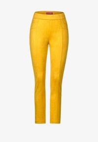 Street One - Leggings - Trousers - gelb - 2