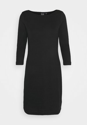 SHIFT - Day dress - true black