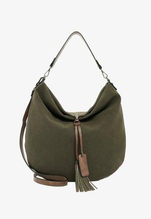 BEUTEL ROMY LEE - Tote bag - fango