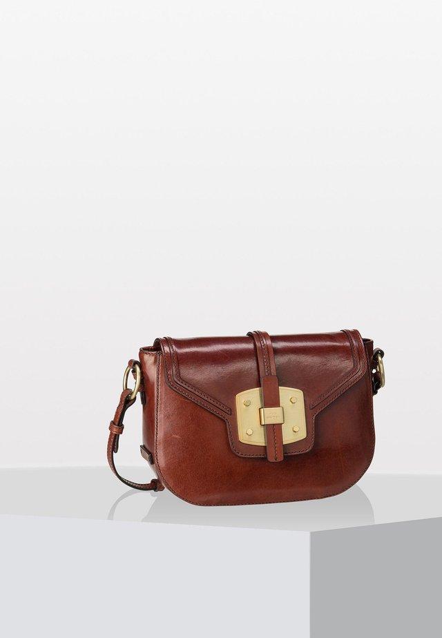 LAMBERTESCA  - Across body bag - brown
