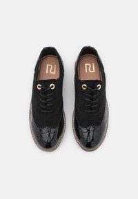River Island - Zapatos de vestir - black - 5