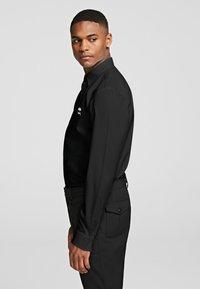 KARL LAGERFELD - IKONIK  - Shirt - black - 3