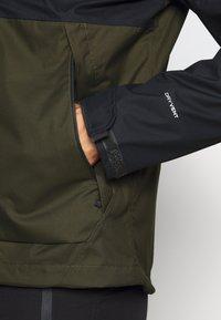 The North Face - MENS MILLERTON JACKET - Veste Hardshell - new taupe green/asphalt grey - 4