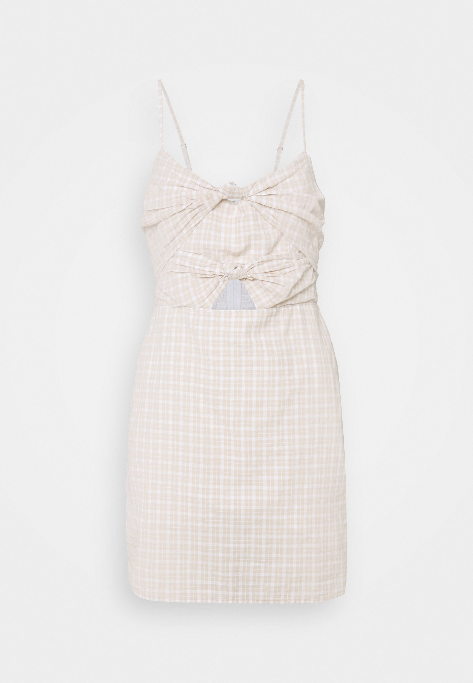 Women KNOT FRONT - Day dress