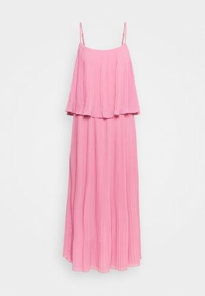 VIKATELYN PLEATED MIDI DRESS - Maxi dress - wild rose