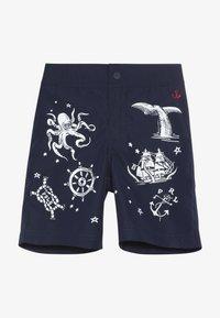 Polo Ralph Lauren - TRUNK SWIMWEAR BOARDSHORT - Swimming shorts - french navy - 2
