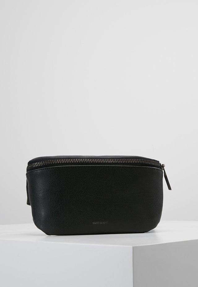 VIE - Bum bag - black