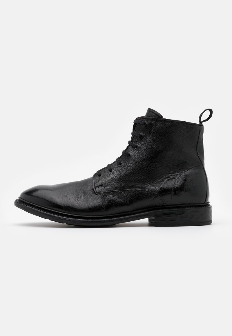 Cordwainer - Lace-up ankle boots - todi black
