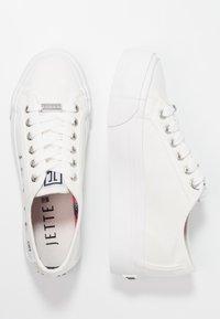 JETTE - Trainers - white - 3