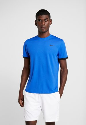 DRY - Camiseta básica - game royal/black