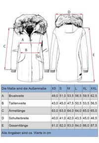 Navahoo - CRISTAL - Winter coat - green - 6