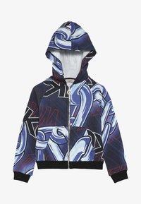 Pinko Up - PALLAVOLISTA GIUBBINO ST. CATENE - Zip-up hoodie - blue - 3