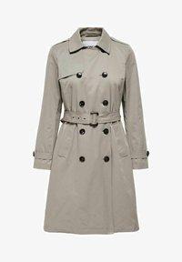 ONLY - Trenchcoat - vintage khaki - 6