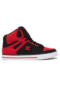 DC Shoes - PURE - Skate shoes - fiery red/white/black - 4